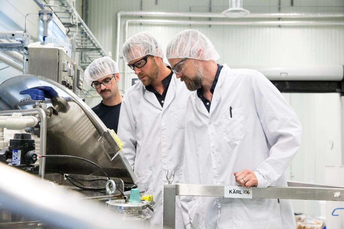 svenska krämfabriken jobb